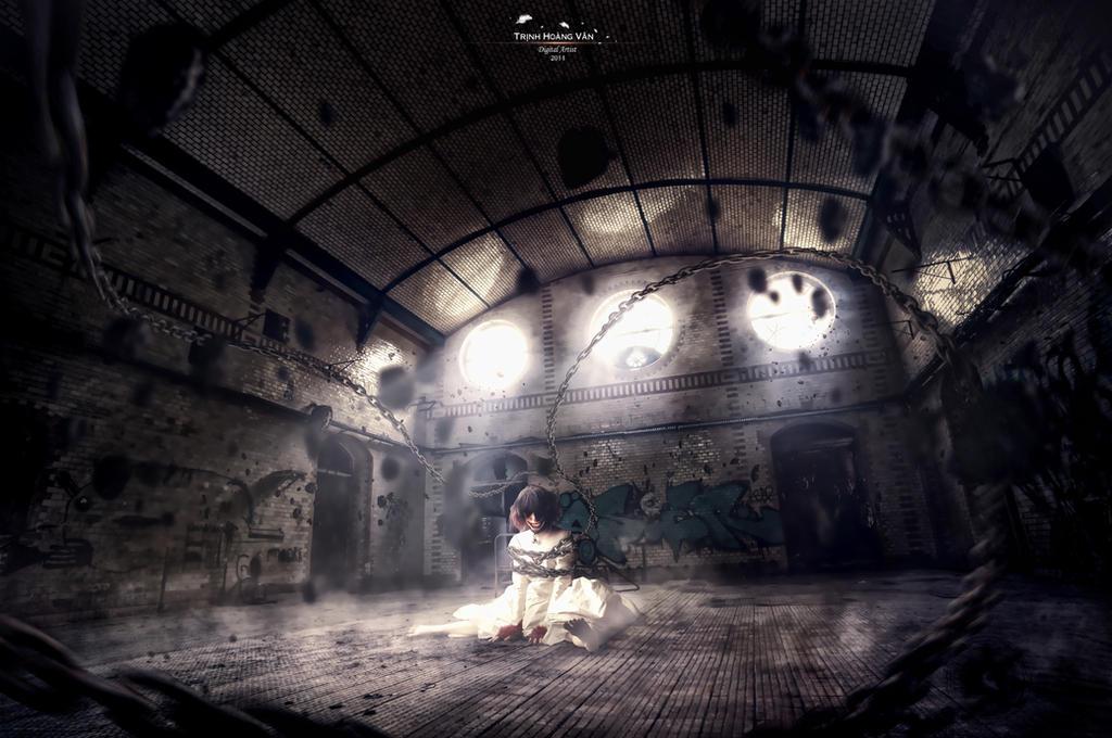 Unleash the Darkness by Hoangvanvan