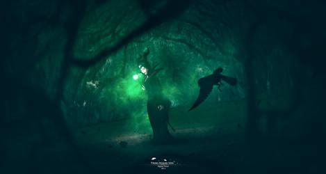 Maleficent by Hoangvanvan