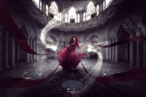 Red Conjurer by Hoangvanvan