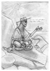 The vagabond Ohm.