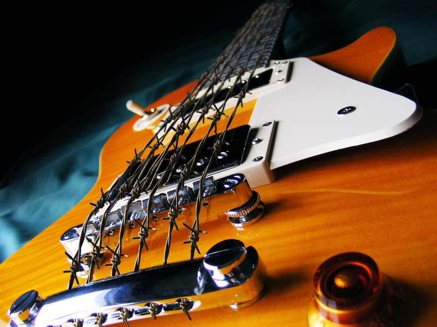 Wire Guitars - Merzie.net