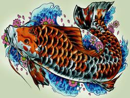 carpa tatto