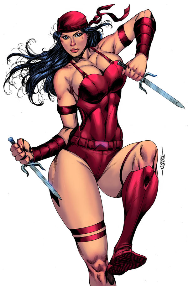 Elektra2 by adagadegelo