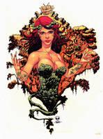 Poison Ivy by adagadegelo