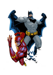 The Flash e Batman