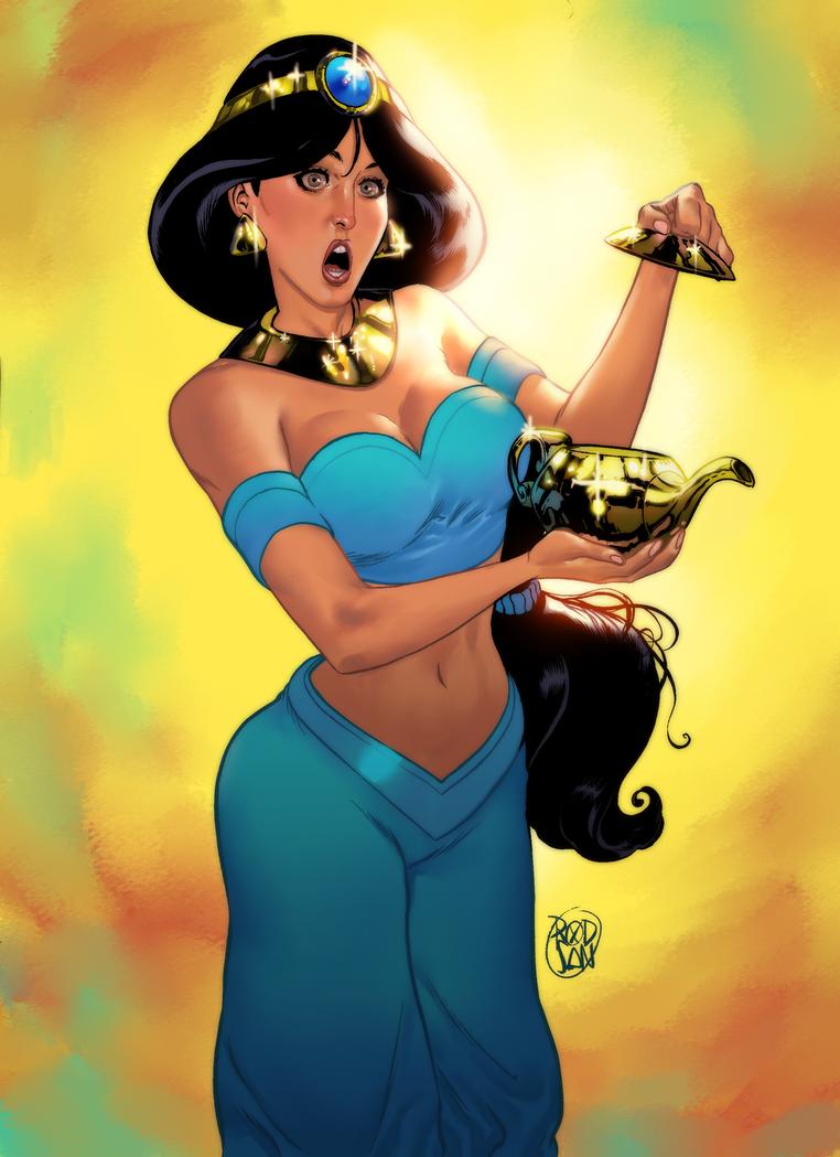 jasmine by adagadegelo