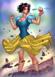 Snow White by adagadegelo