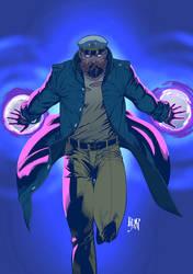 Commission - Portalman by adagadegelo
