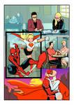 Commission - Peter and Kara's Origin