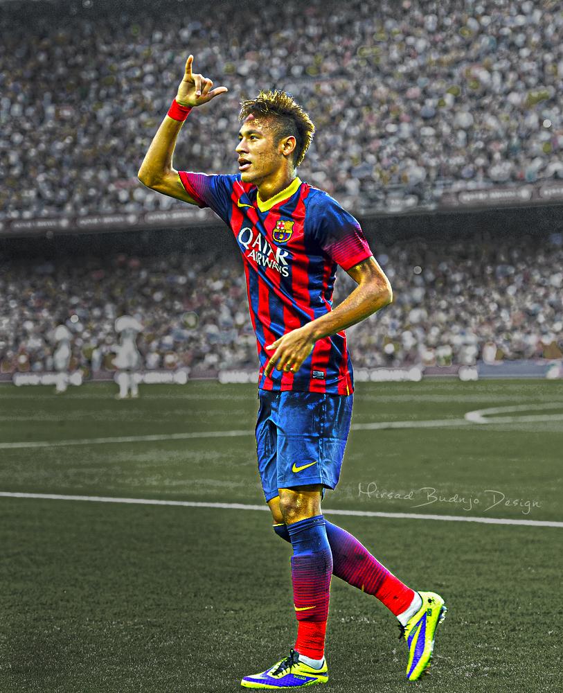 Neymar Jr. - Page 2 Neymar_jr_by_mirsaddesign-d6tvno7
