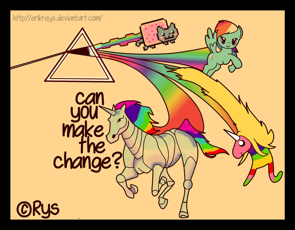 Can U Make The Change? by ErikReys