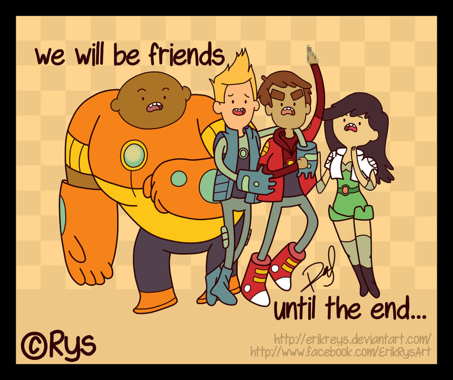 Bravest Warriors Chris And Beth Fanfiction Breavest warriors  friendsBravest Warriors Chris And Beth Fanfiction