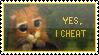 I Cheat by renatalmar