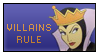 Villains Rule IX by renatalmar
