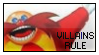 Villains Rule XI