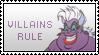 Villains Rule XVI by renatalmar