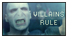 Villains Rule XVII by renatalmar