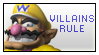 Villains Rule XVIII
