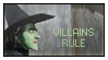 Villains Rule XIX