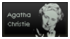 Agatha Christie by renatalmar