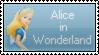Alice by renatalmar
