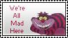 Cheshire Cat II by renatalmar