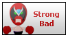 Strong Bad by renatalmar
