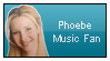 Phoebe Music Fan by renatalmar