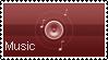 Music red by renatalmar