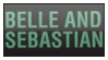 Belle and Sebastian Stamp by renatalmar