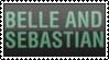 Belle and Sebastian Stamp by renatalmar