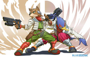 Fox and Falco