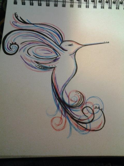 HummingBird by Cherry-Cute