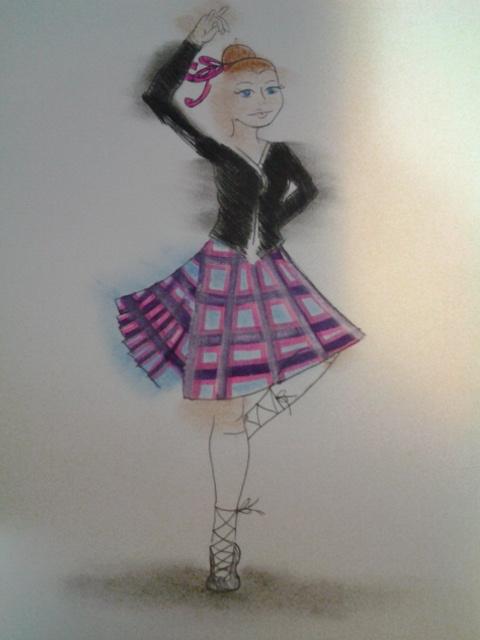 Dancer by Cherry-Cute