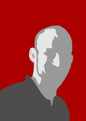 Kozak minimalist vectoring by DaManOfManyNames