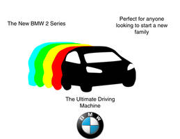 BMW Mag Ad by DaManOfManyNames