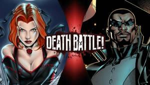 Rayne vs Blade - Death Battle