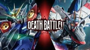 Wing Gundam Zero vs Freedom Gundam - Death Battle