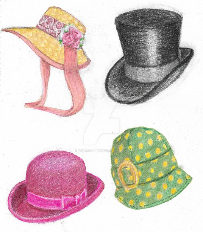 EasterBonnets17sml by OceaniaGrey