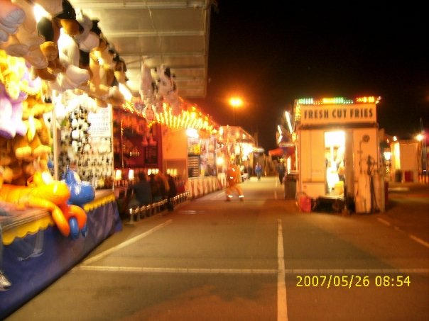 The Circus at Night 6 - Midway