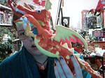 Plush Dragon