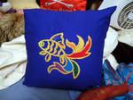 Goldfish Pillow Project
