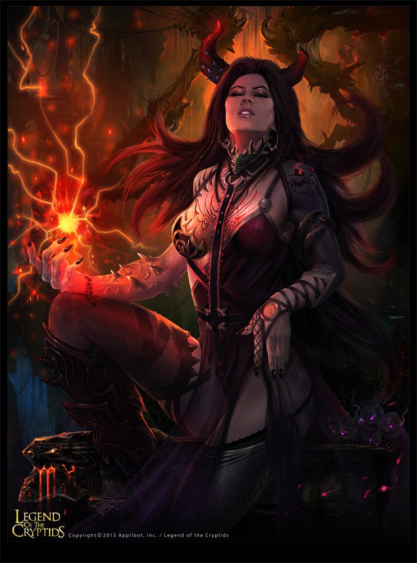 Mature Female Satanic Psychic