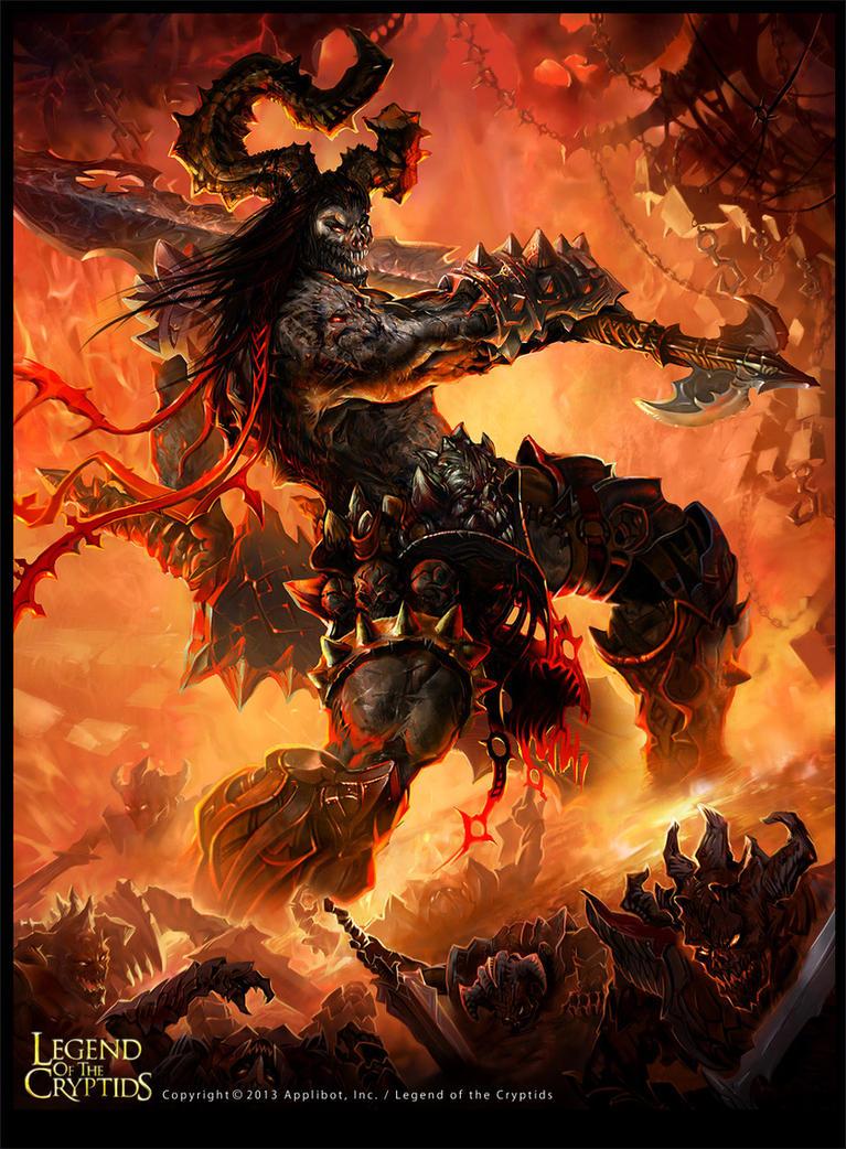 Darkness Cult Emperor by Kashivan