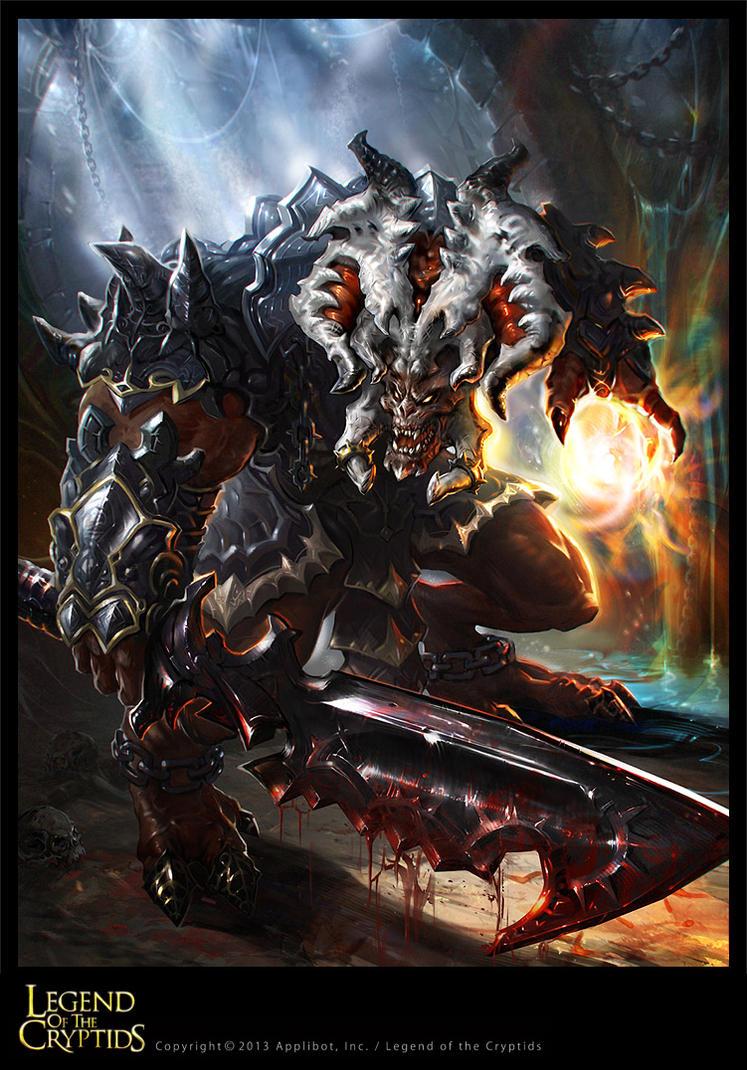 Behemoth by Kashivan
