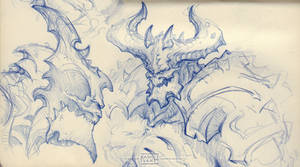 Moleskine Doodles 101  By Kashivan by Kashivan