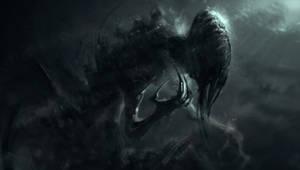 Abyssal Horror by Kashivan