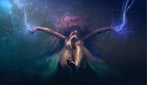 Underwater Witch