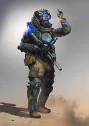 Soldier Concept