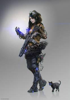 Soldier F